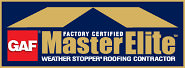 GAF Certified Master Elite Roofer