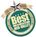 Best Roofing Contractor - Best of Mid Valley 2011