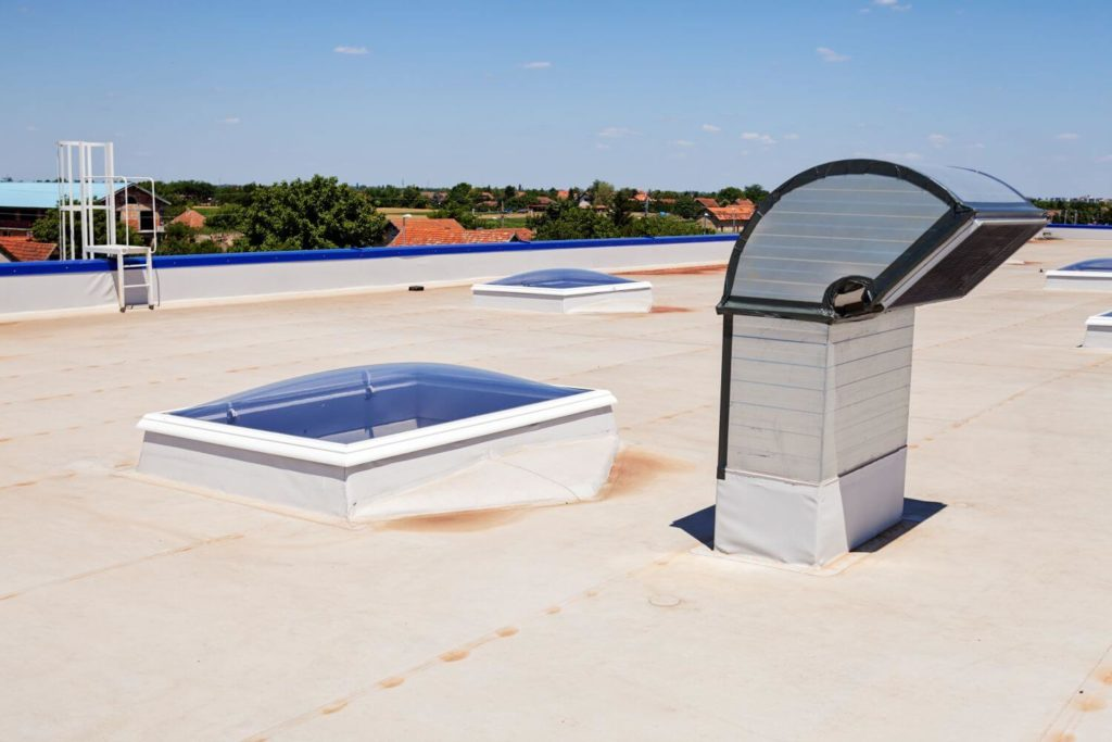What is the Best Material for a Flat Roof