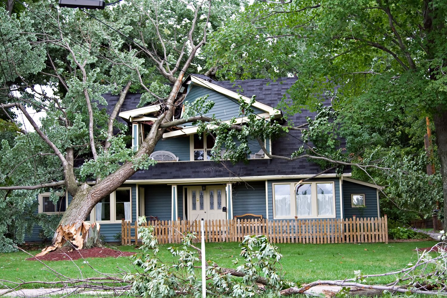 Protect Your Roof Against Fall Storms