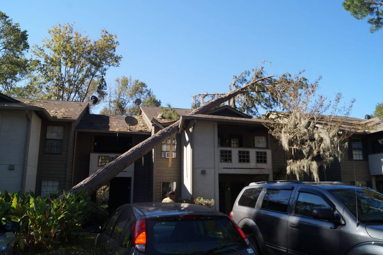 When is Emergency Roof Repair Needed roofers home damage
