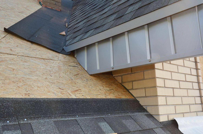 Roof Flashings step flashing edge exterior