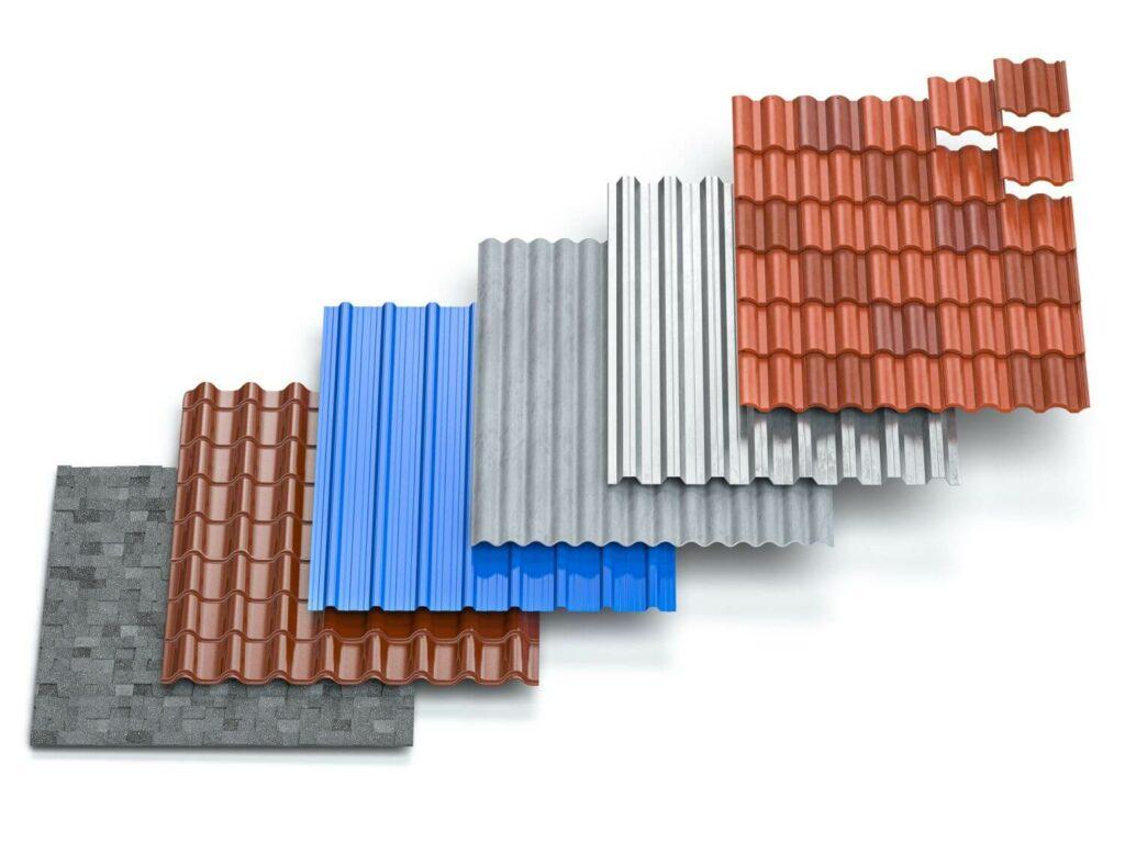 metal roofs vs asphalt roofs shingle materials